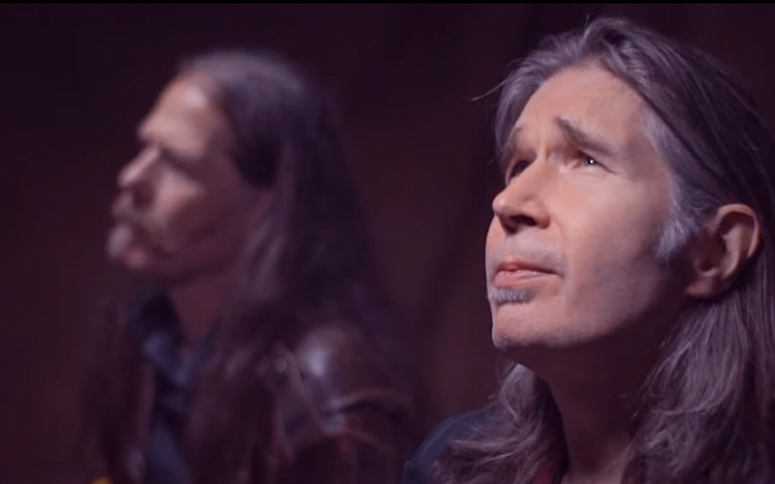 Del Amitri - It's Feelings (screenshot) 2021