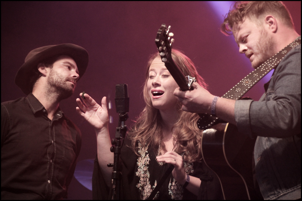 The Lone Bellow @ Jelling Musikfestival 2016
